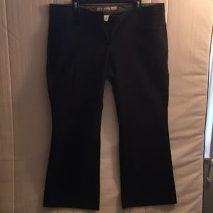 Old navy black pants